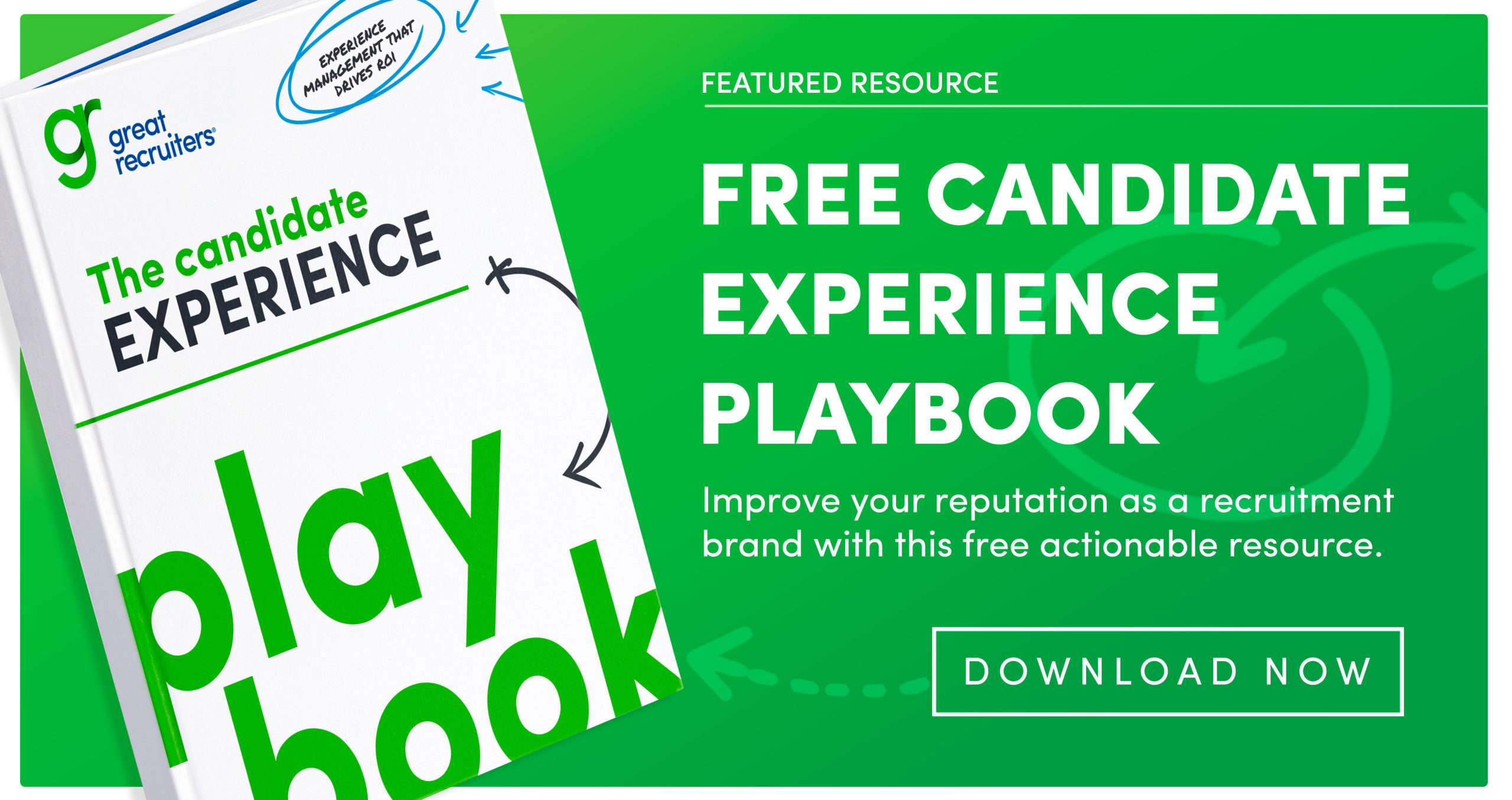 Candidate Experience ROI Playbook
